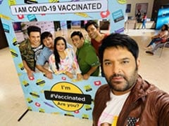 Before <i>The Kapil Sharma Show</i> Airs, The Cast Gets Vaccinated. See Pic