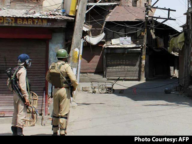 Video : Raids Across J&K Over Drone Attack At Jammu Airbase, Another Terror Case