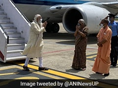PM Modi Visits His Constituency Varanasi, To Inaugurate Projects