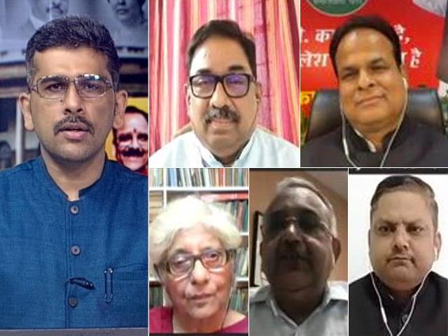 Video : सवाल इंडिया का : क्या डॉ हर्षवर्धन पर फोड़ा गया नाकामी का ठीकरा?