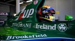 Mick Schumacher Drives His Father's First F1 Car