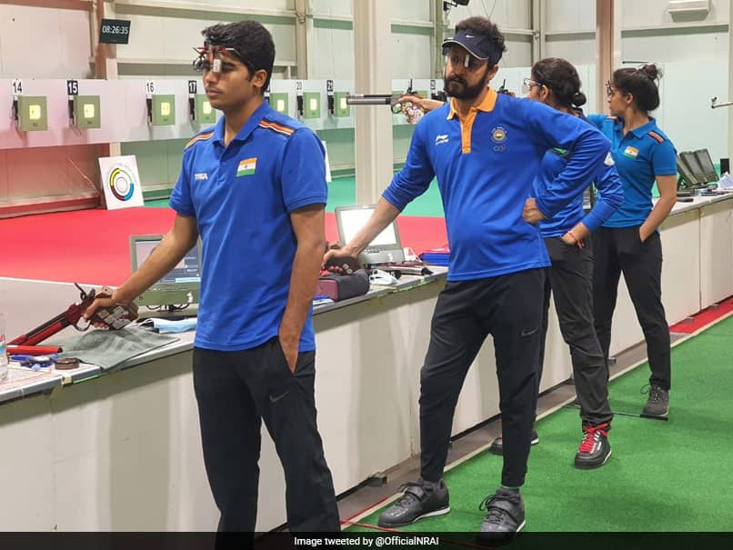 Tokyo Olympics: Quarantine Not Required, Indian Shooters To Start Training At Venue From July 19