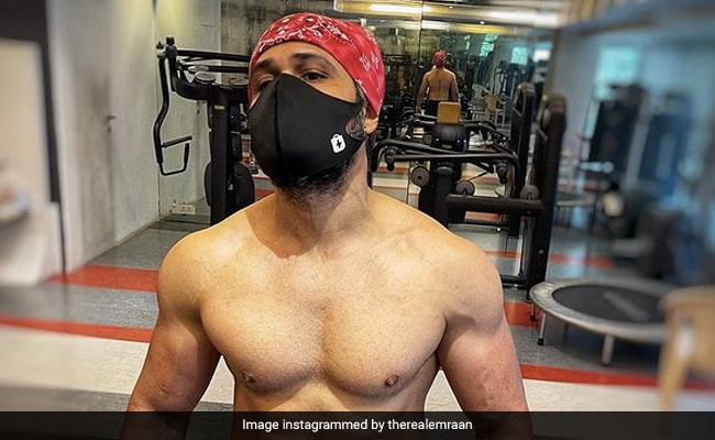Emraan Hashmi's Epic Transformation Is 'Only Just The Beginning'. See Pic
