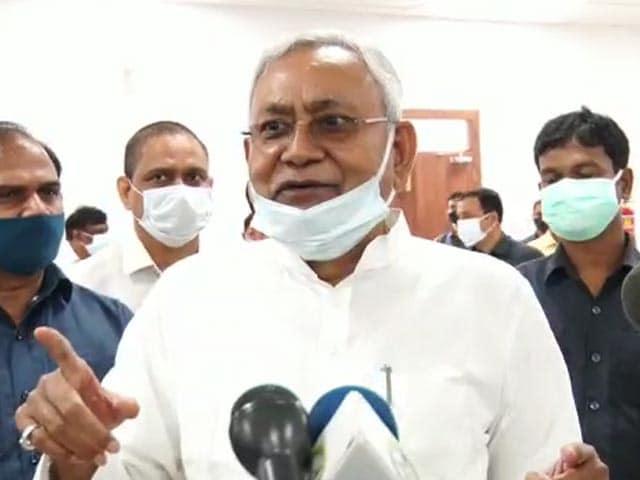 "Video : ""Laws Won't Help"": Nitish Kumar Counters BJP's Population Control Push"