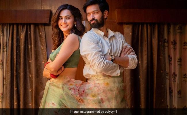 Haseen Dillruba Review: Sometimes Good, Sometimes Not - Like Protagonists Rani-Rishabh's Marriage