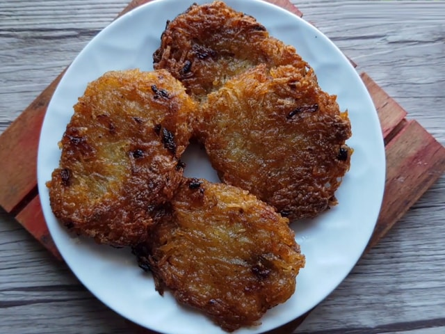 Video : How To Make Hash Brown | Easy Hash Brown Recipe