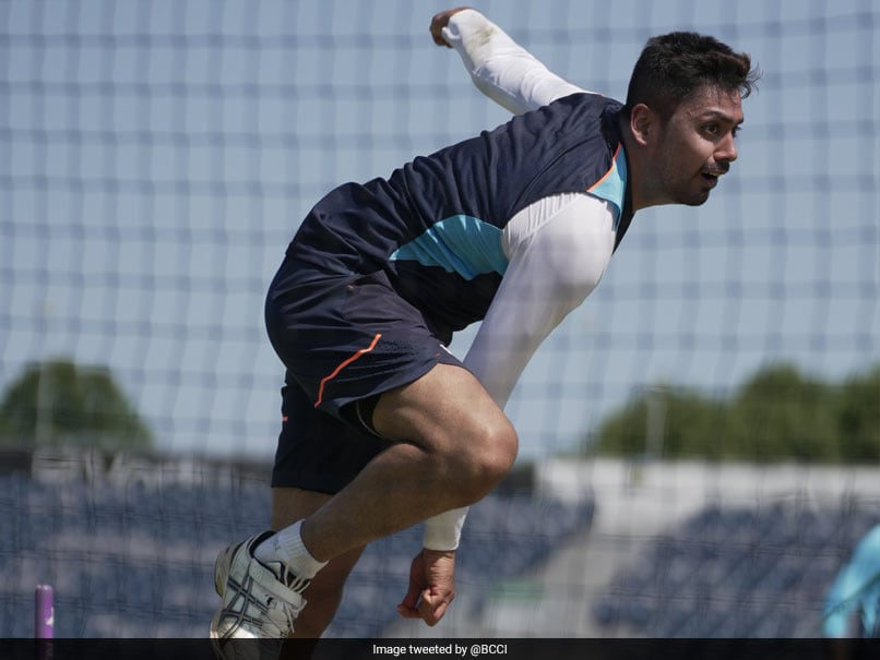 England vs India: Avesh Khan continues to watch, not taking part in the warm-up game