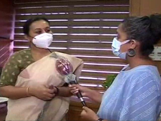 Video : Insufficient Vaccine Supply: Kerala Health Minister