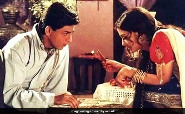 'The Dhoti Kept Falling Off': The 'Only Issue' That Shah Rukh Khan Faced During Devdas Shoot