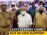 Video : The Lingayat Angle In The BS Yediyurappa Situation
