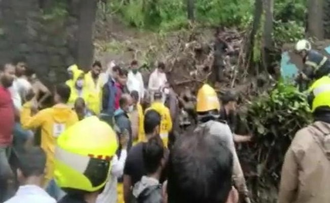 10 Die As Heavy Rain Hits Mumbai, Several Feared Trapped After Landslides
