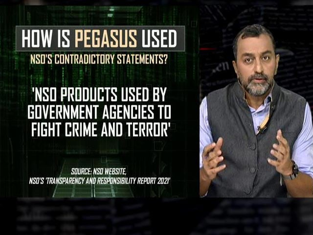 Video : World Takes On Pegasus, While India Defends?