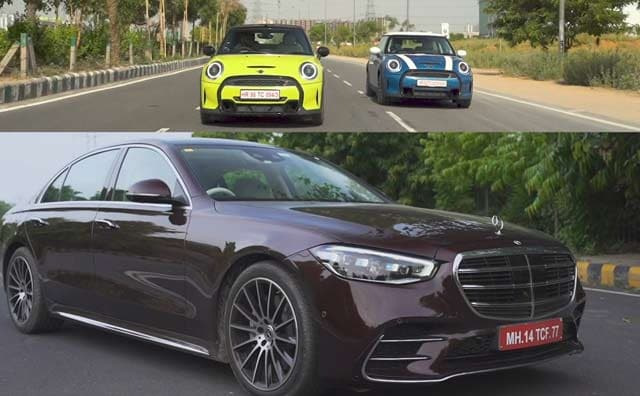 Video : The carandbike Show - Episode 889 | Mercedes-Benz S-Class Review | 2021 MINI Cooper Review