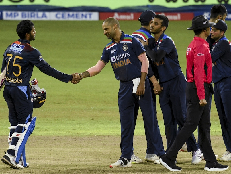 Sri Lanka vs India, 2021 Live Cricket Scores, News, Stats, Schedules,  Results, Highlights, Photos, Videos – NDTV Sports