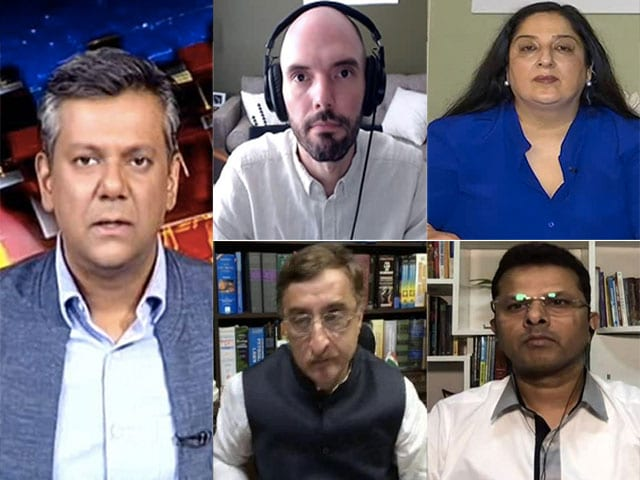 Video : Rahul Gandhi, IT Minister Named: Who Ordered India's Biggest Phone Hack?