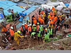 29 Die As Heavy Rain, Landslides Hit Mumbai