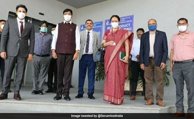 'Thank You, Mansukh Mandaviya': WHO Chief On India Vaccine Export Move
