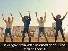 BTS Permission To Dance: बैंगटन बॉयज बैंड के भांगड़ा स्टेप्स का वीडियो वायरल, यूं जीता फैंस का दिल