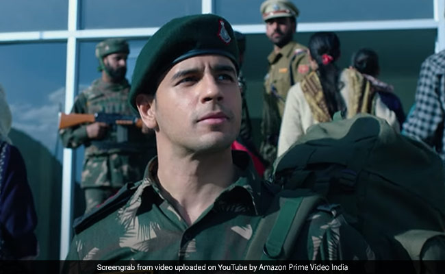Sidharth Malhotra's Shershaah Switches To OTT Release, Gets A New Date