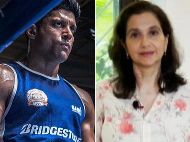 Video : <i>Toofaan</i>: Anupama Chopra's Review - Farhan's Film Can't Match Up To <i>Bhaag Milkha Bhaag</i>