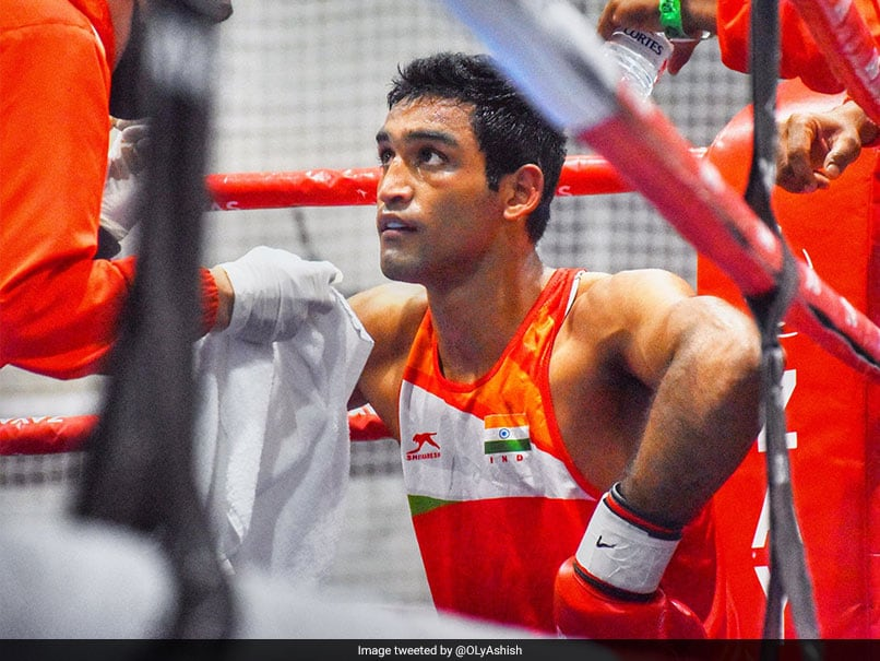 Tokyo Olympics: Boxer Ashish Chaudhary Eliminated After Losing To Chinas Erbieke Touheta In Opening Round