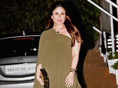 """""""Whoever Said That Maternity Fashion Isn't A Thing,"""" Kareena Kapoor Proves You Wrong With One Pic"""