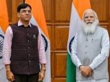 Video : Health Minister Is Mansukh Mandaviya; Smriti Irani Gets Women And Child Welfare