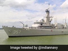 Navies Of India, Indonesia Undertake Coordinated Patrol In Indian Ocean