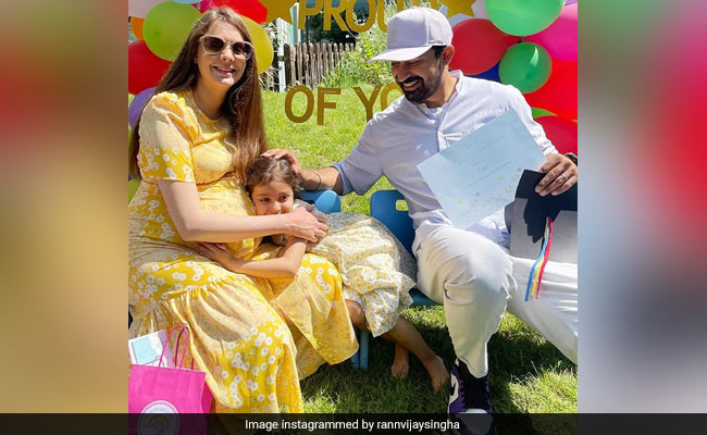 Rannvijay Singha And Prianka Welcome Baby Boy, Neha Dhupia And Others Congratulate The Couple