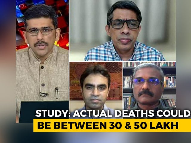 Video : India's Covid Deaths Under Reported?