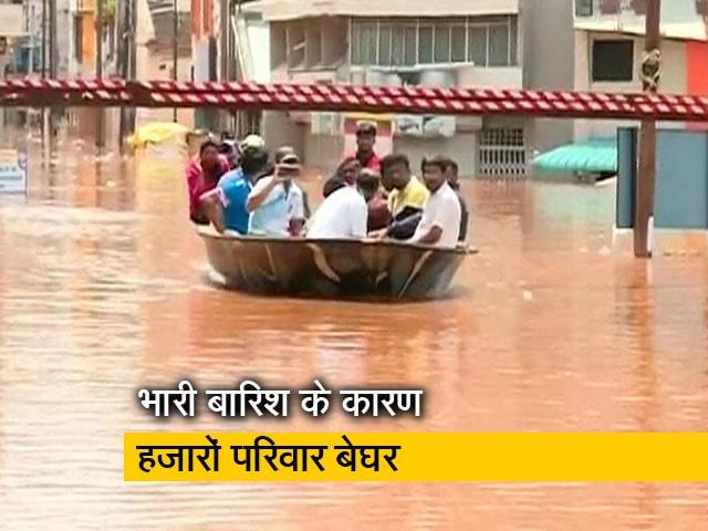 Videos : रवीश कुमार का प्राइम टाइम: महाराष्ट्र में बाढ़ से भारी तबाही, अब तक 200 से ज्यादा लोगों की मौत