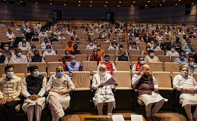 'Congress Not Letting Parliament Run, Expose Them,' PM Tells BJP MPs