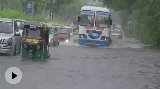 Weather Update: मध्य प्रदेश में अगले 24 घंटे तेज बारिश का अनुमान, 10 जिलों के लिए रेड अलर्ट जारी