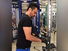 Need Workout Motivation? Here's A Video Of Sanjay Kapoor Killing It In The Gym