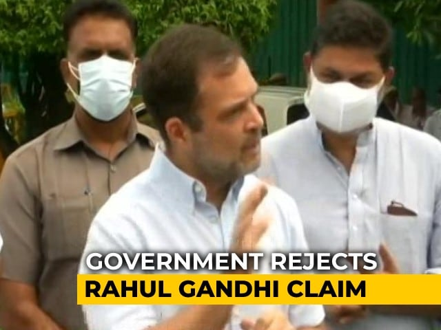 """Video : """"My Phone Is Definitely Tapped, I'm Not 'Potential Target'"""": Rahul Gandhi"""
