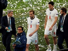 Euro Final 2020: Harry Kane In Pain As England Lose To Italy On Penalties