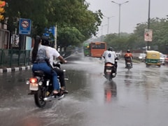 Moderate Rainfall Expected To Continue In Delhi For Next 24 Hours: Weather Office