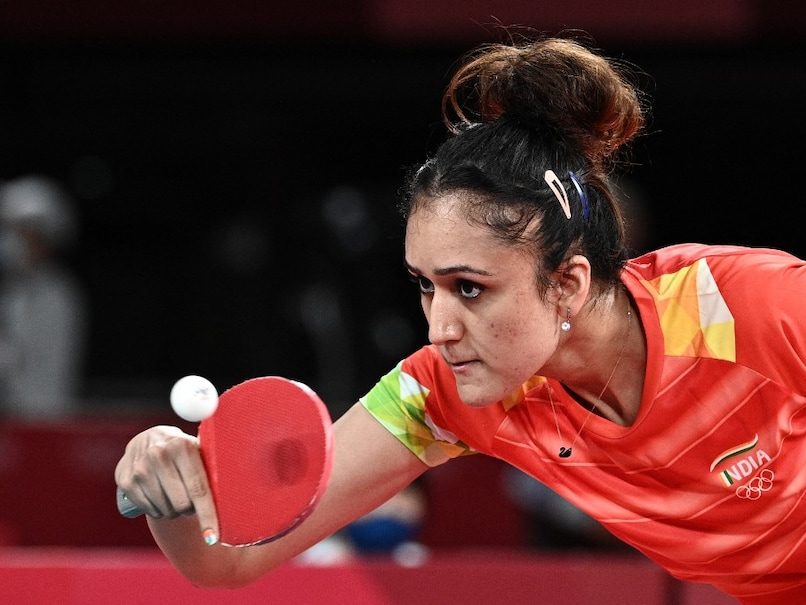 Tokyo Olympics: Manika Batra Refusing National Coachs Help Is Act Of Indiscipline, Says Table Tennis Federation Of India