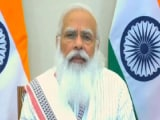 """Video : """"Crowds Without Masks In Hill Stations, Markets Cause For Concern"""": PM Modi"""