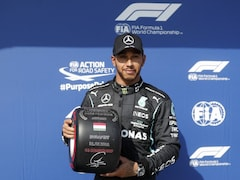 Hungarian Grand Prix: Lewis Hamilton Defies Boos To Take Pole With 100th Win In Sight
