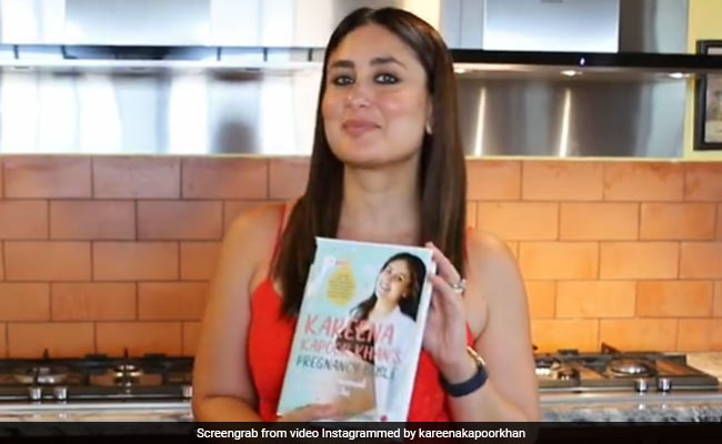 Kareena Kapoor Introduces The Pregnancy Bible: 'A Very Personal Account Of What I Experienced'