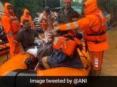Rains Live Updates: Disaster Response Force Continues Rescue Operations Across Maharashtra