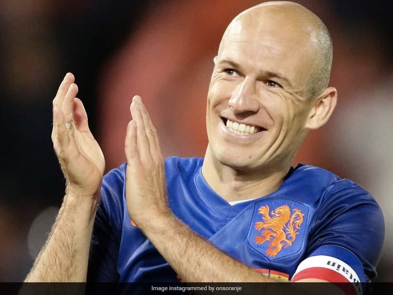 Dutch Footballer Arjen Robben Retires From Football