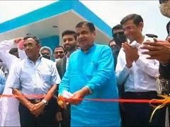 भारत का पहला LNG प्लांट नागपुर में शुरू, परिवहन मंत्री नितिन गडकरी ने काटा फीता