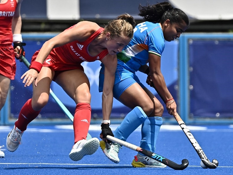 Tokyo Olympics: India Lose 1-4 To Great Britain In Womens Hockey