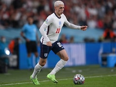 Euro 2020: England's Phil Foden Could Miss Final vs Italy With Foot Injury