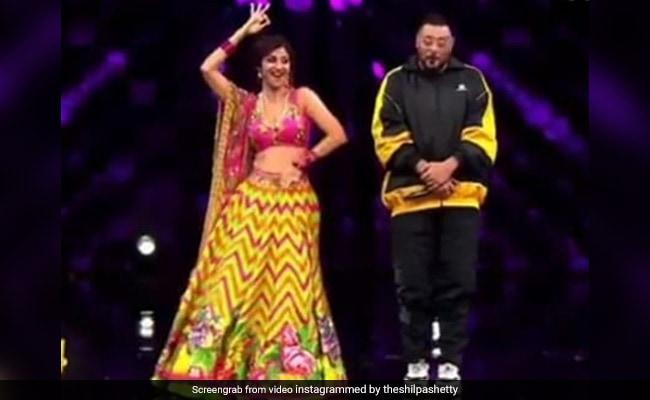 Shilpa Shetty और बादशाह ने 'गेंदा फूल' सॉन्ग पर किया ऐसा डांस, देख फैन्स रह गए हैरान...Video वायरल