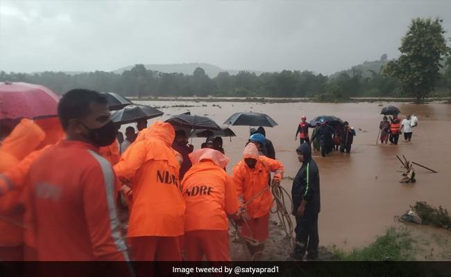 73 Bodies Recovered, 47 Missing In Maharashtra Landslides: Officials