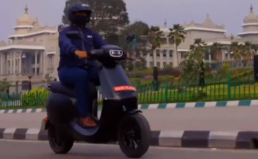 The Ola Electric scooter is likely to be launched in the coming weeks