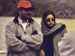"""A Sridevi Memory From Khushi Kapoor's Album. """"The Coolest,"""" She Captioned This"""